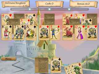 Legends of Solitaire: The Lost Cards Screen 2