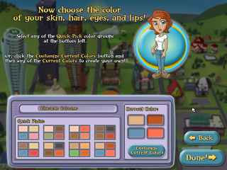 Life Quest® Screen 2