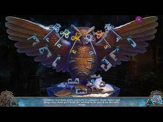 Living Legends: The Crystal Tear Collector's Edition Screen 3