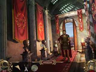 Lost Chronicles: Fall of Caesar Screen 2
