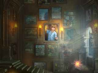 Lost Souls: Enchanted Paintings Screen 2
