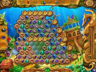 Lost in Reefs Screen 1