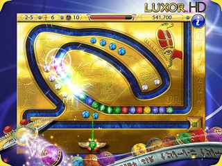 Luxor HD Screen 1