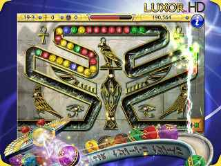 Luxor HD Screen 2