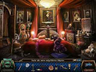 Macabre Mysteries: Curse of the Nightingale Collector's Edition Screen 2