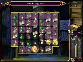 Magicville: Art of Magic Screen 1