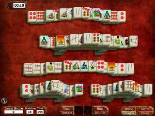 MahJong Adventures Screen 1