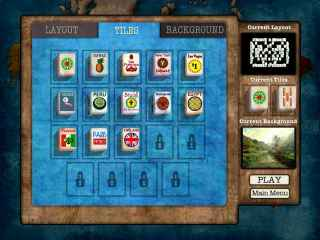 MahJong Adventures Screen 2