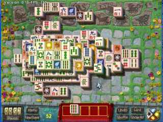 Mahjong Garden To Go Screen 2