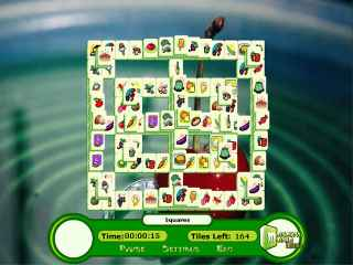 Mahjong Mania Screen 1