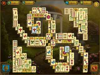Mahjong Royal Towers Screen 1