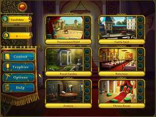 Mahjong Royal Towers Screen 2