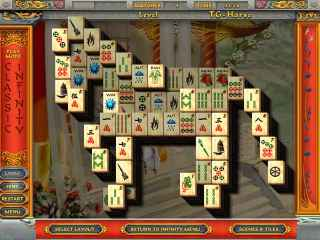Mahjong Tales: Ancient Wisdom Screen 1