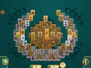 Mahjong World Contest 2 Screen 1