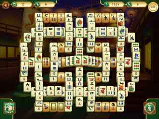 Mahjong World Contest Screen 2