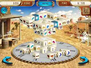 Mahjongg Dimensions Deluxe: Tiles in Time Screen 2