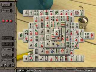 Mahjongg Variations Game Download