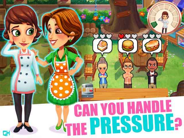 Mary le Chef: Cooking Passion Collector's Edition Screen 1