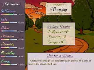 Matches and Matrimony: A Pride and Prejudice Tale Screen 2
