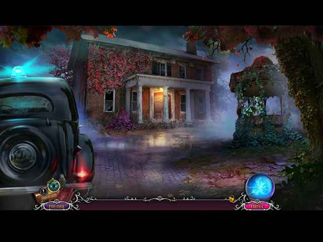 Medium Detective: Fright from the Past Collector's Edition Screen 1