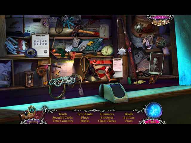 Medium Detective: Fright from the Past Collector's Edition Screen 2