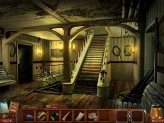 Midnight Mysteries 3: Devil on the Mississippi Collector's Edition Screen 2