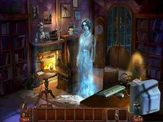 Midnight Mysteries: Haunted Houdini Deluxe Screen 1