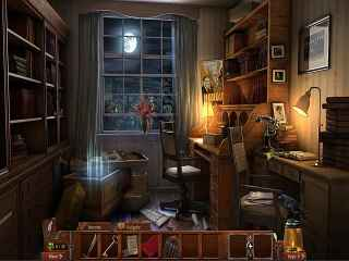 Midnight Mysteries: Haunted Houdini Deluxe Screen 2