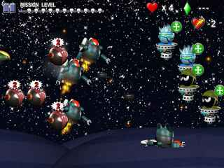 Mini Robot Wars Screen 1