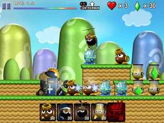 Mini Robot Wars Screen 2