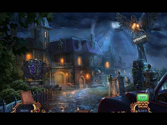 Mystery Case Files: Broken Hour Screen 1