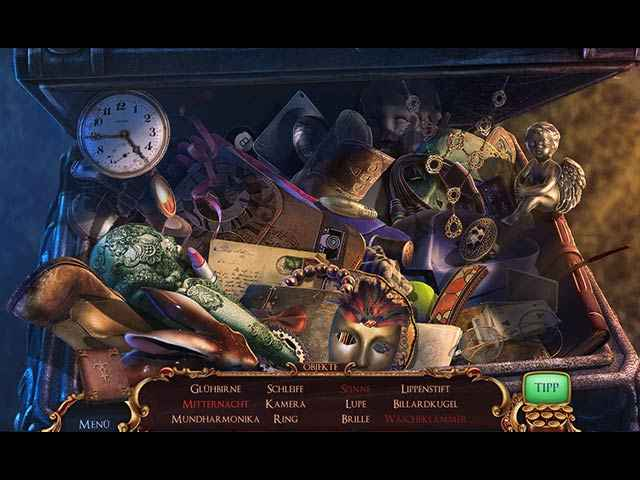 Mystery Case Files: Broken Hour Screen 2