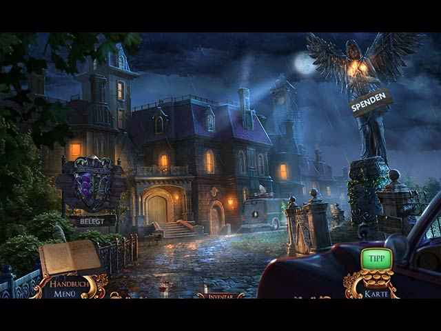 Mystery Case Files: Broken Hour Collector's Edition Screen 1