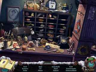 Mystery Case Files®: Dire Grove Collector's Edition Screen 1