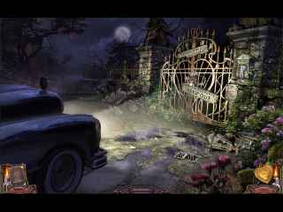Mystery Case Files: Escape from Ravenhearst Screen 1