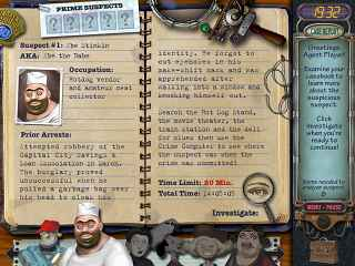 Mystery Case Files: Prime Suspects Screen 1