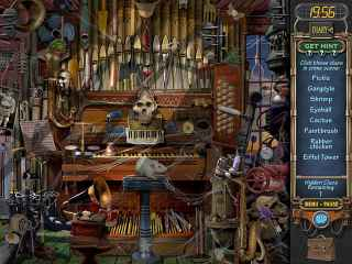 Mystery Case Files: Ravenhearst ® Screen 1