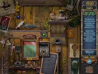 Mystery Case Files: Ravenhearst ® Screen 2