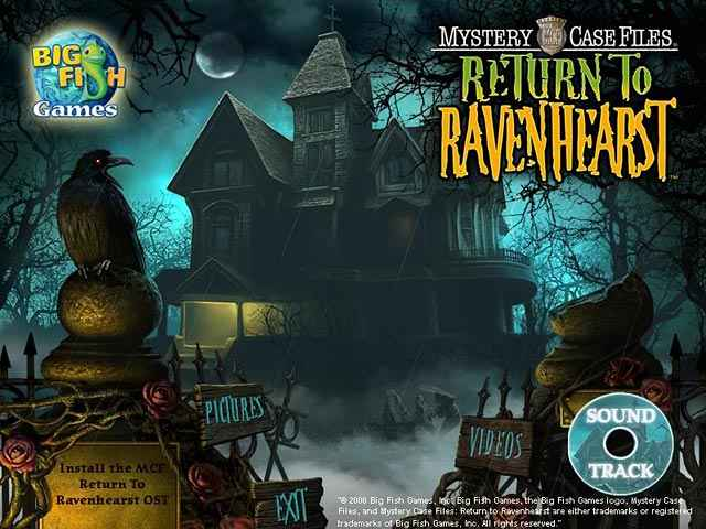 free download game mystery case files ravenhearst full version