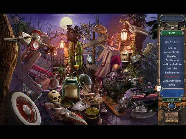 Mystery Case Files: Rewind Collector's Edition Screen 1
