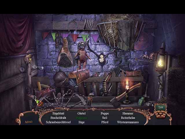 Mystery Case Files: The Countess Screen 2
