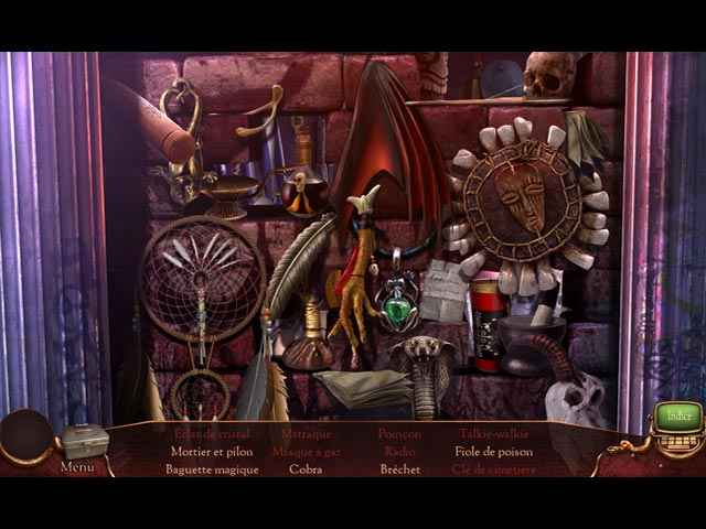 Mystery Case Files: The Revenant's Hunt Screen 1