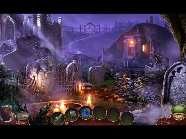 Mystery Case Files: The Revenant's Hunt Screen 2