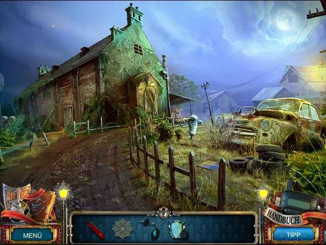 Mystery Crusaders: Resurgence of the Templars Collector's Edition Screen 1
