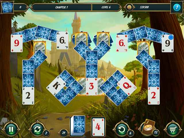 Mystery Solitaire: Grimm's Tales 2 Screen 1