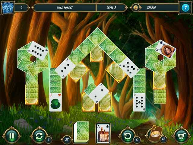 Mystery Solitaire: Grimm's Tales 2 Screen 2