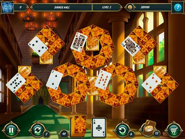 Mystery Solitaire: Grimm's Tales 2 Screen 3