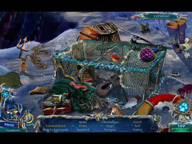 Mystery Tales: Alaskan Wild Collector's Edition Screen 1