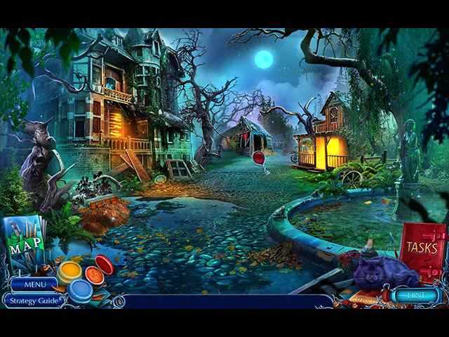 Mystery Tales: Art and Souls Collector's Edition Screen 1