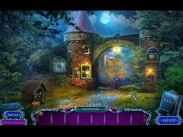 Mystery Tales: Her Own Eyes Collector's Edition Screen 1